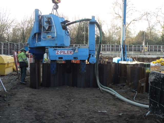 Permanent Steel Sheet Pile Basements Archives | Sheet Piling