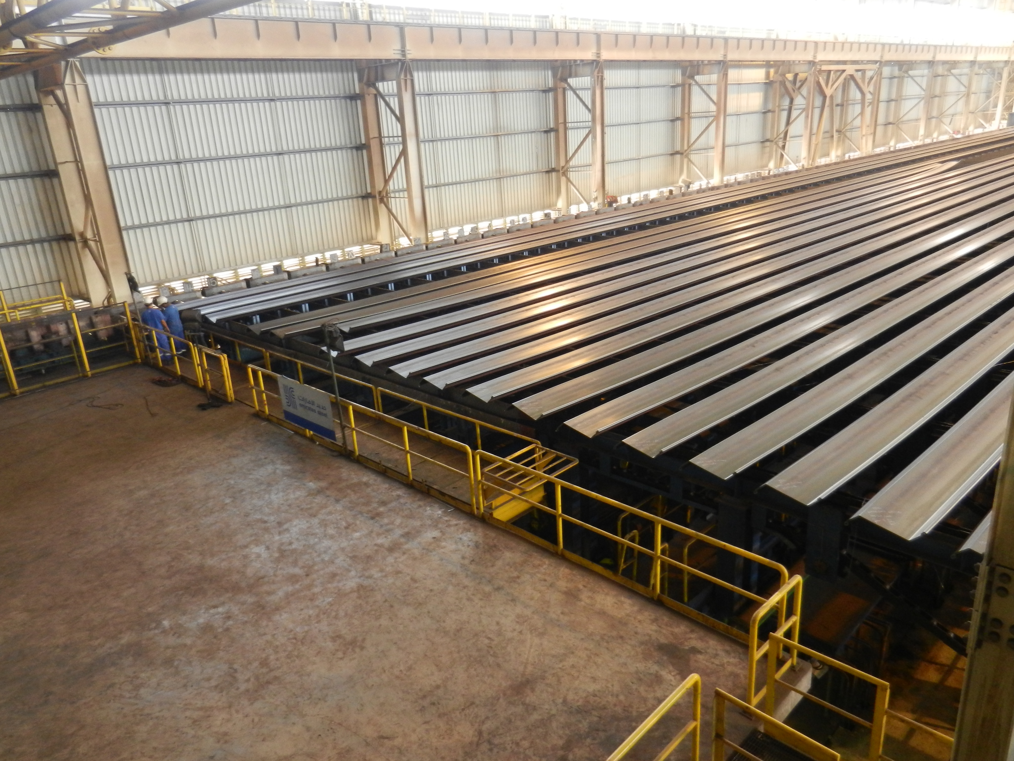 Emirates Steel EZ18-700 Z Section Sheet Pile Sections