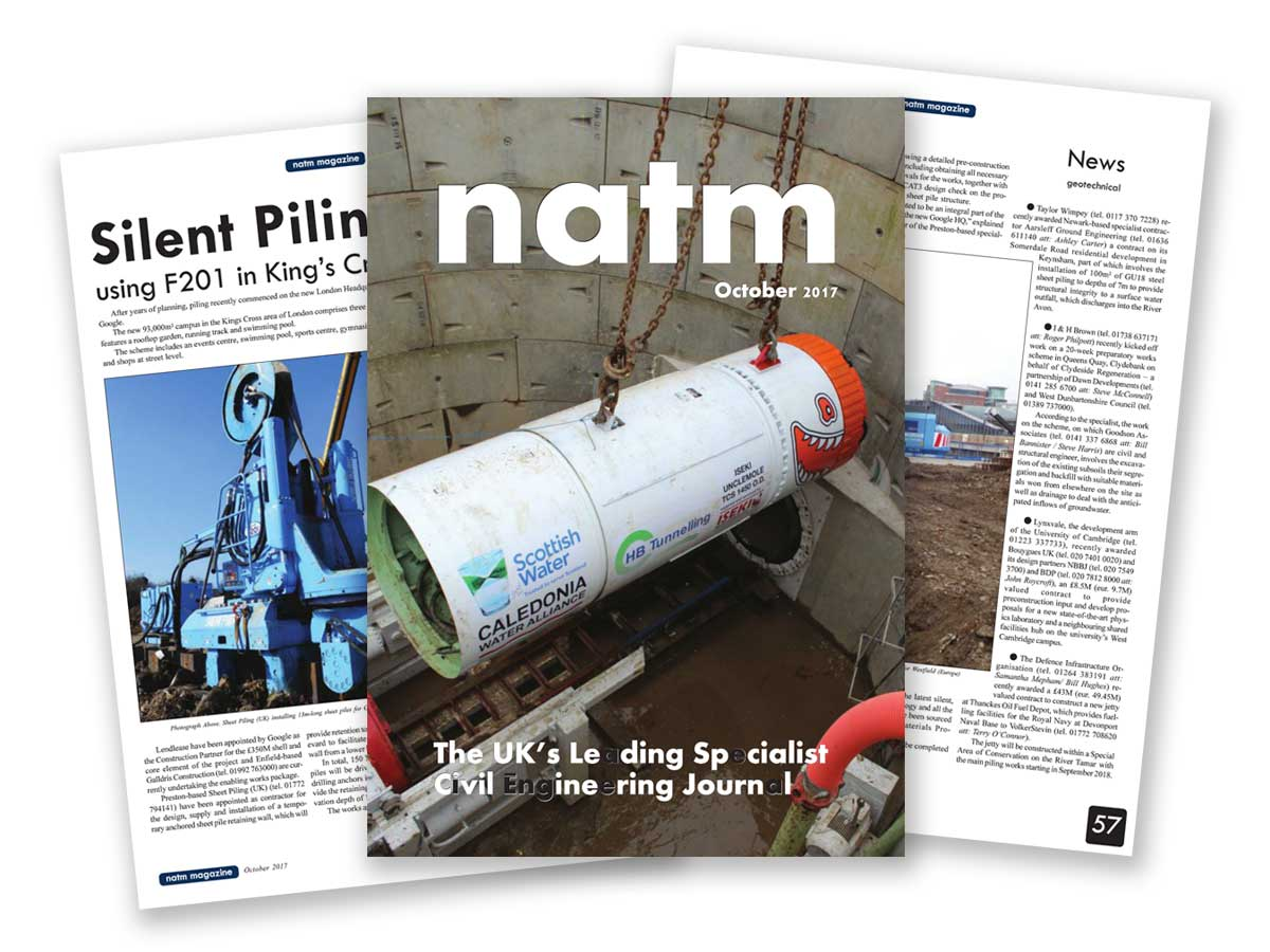 NATM October Issue 2017