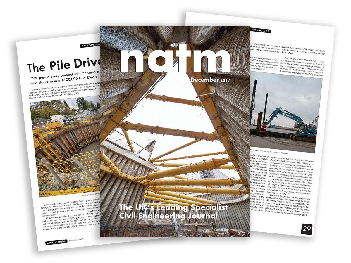 NATM Magazine December 2017