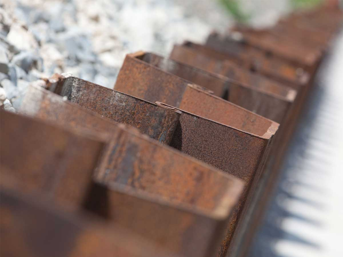 What is Sheet Piling?