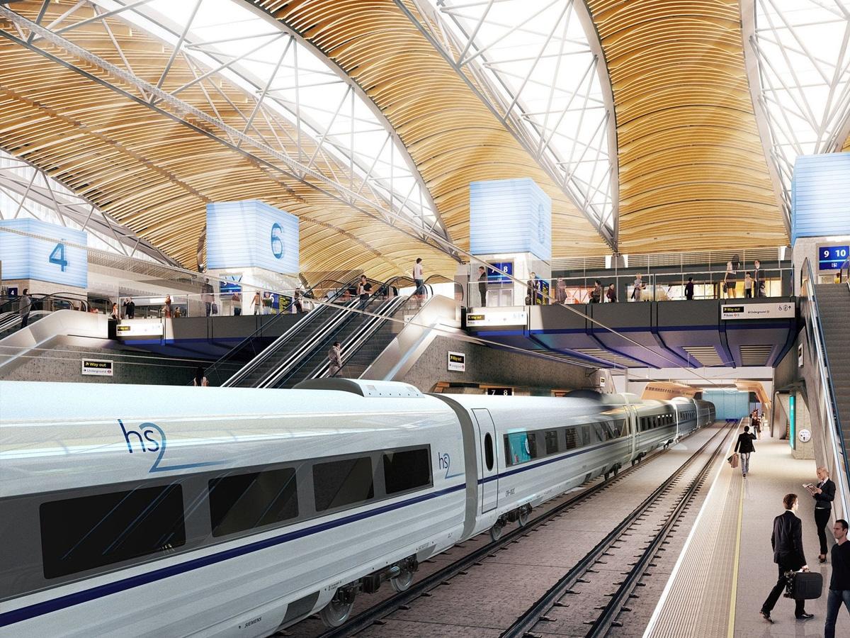 HS2 high speed rail